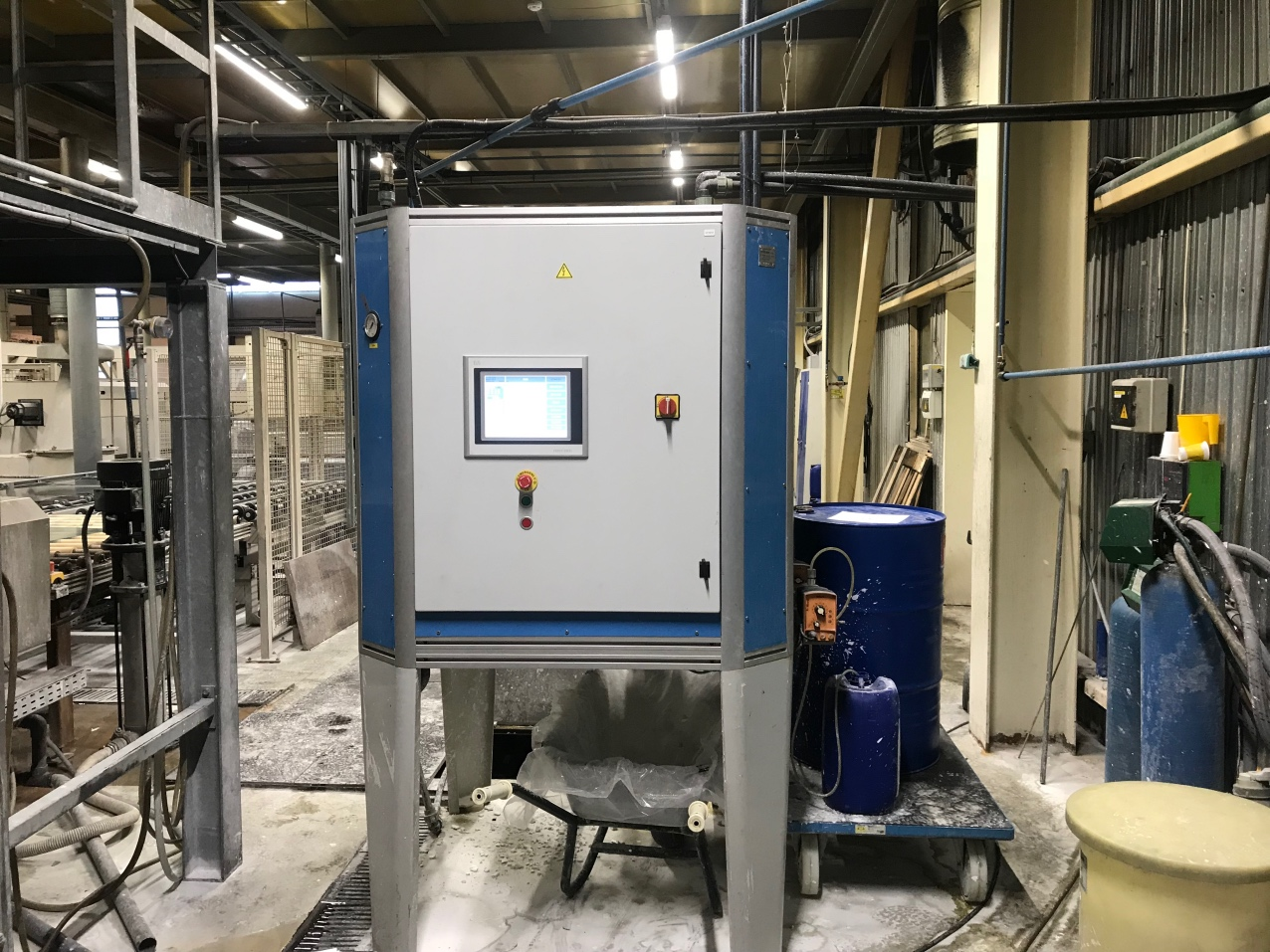 Uppgradering styrsystem i Estland